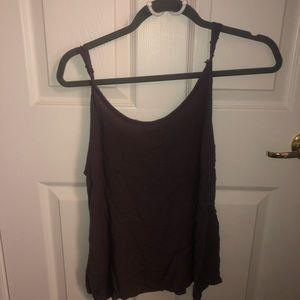 O'Neill dark purple/grey tank top